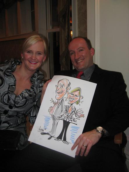 couples cartoons by Angie Jordan