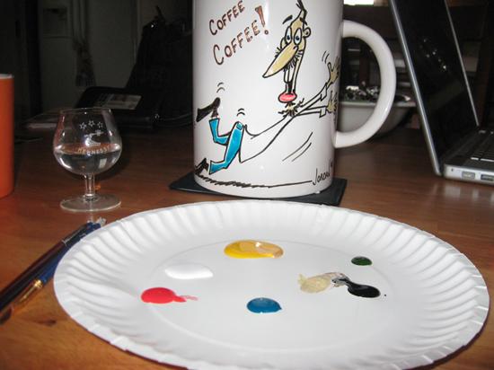 Ceramic Mug Step 2