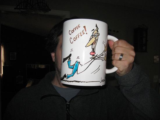 Ceramic Mug Step 4