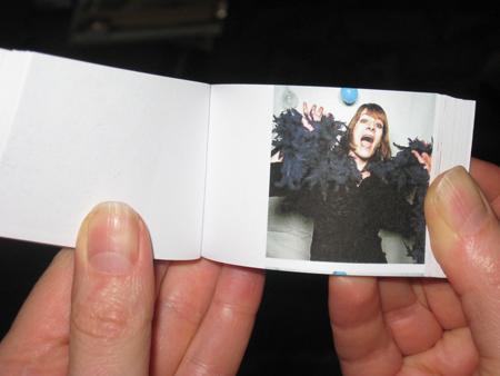 flip book entertainment