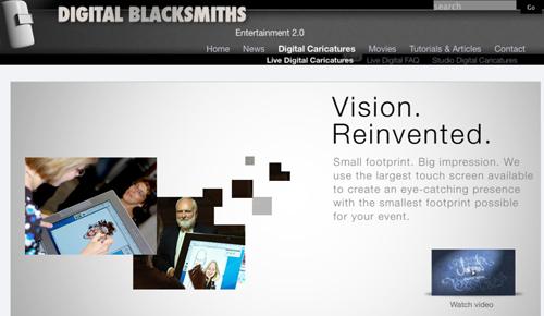 Digital Blacksmith entertainment 2.0