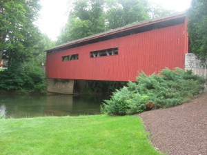 Messiah College Covered Bridge 2009