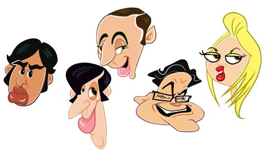 Animation Character Design Theory : Big bang theory character design part angie jordan