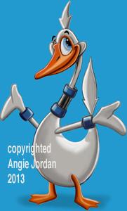 Rendered Goose-web