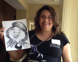 FUN Party Caricatures!