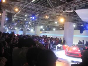 2014 Auto Expo in India