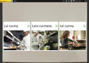 Italian Language - Rosetta Stone