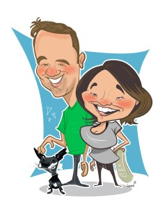 Studio Digital Caricatures